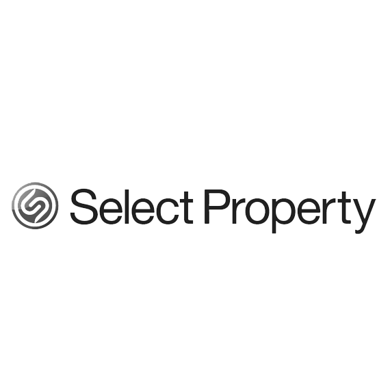 select property Group developers logo manchester
