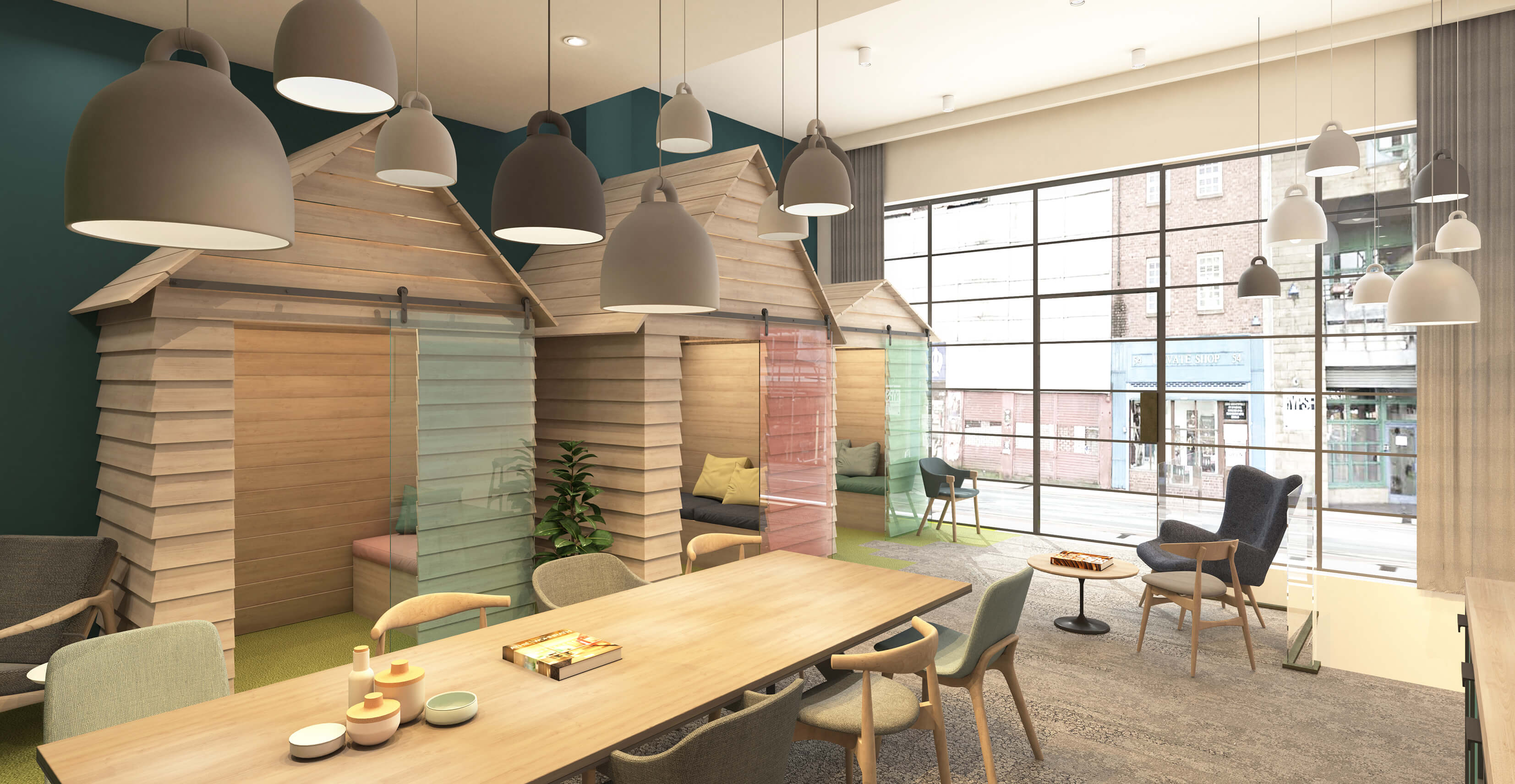 Commercial Interior Design Companies Manchester